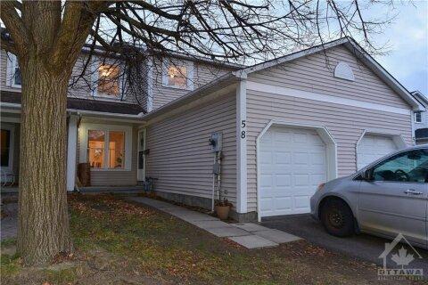 House for sale at 58 Palomino Dr Kanata Ontario - MLS: 1219188