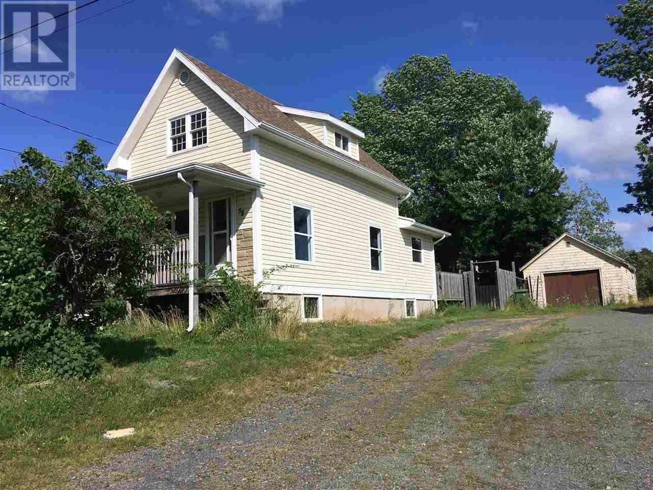 House for sale at 58 Park St Trenton Nova Scotia - MLS: 201919665