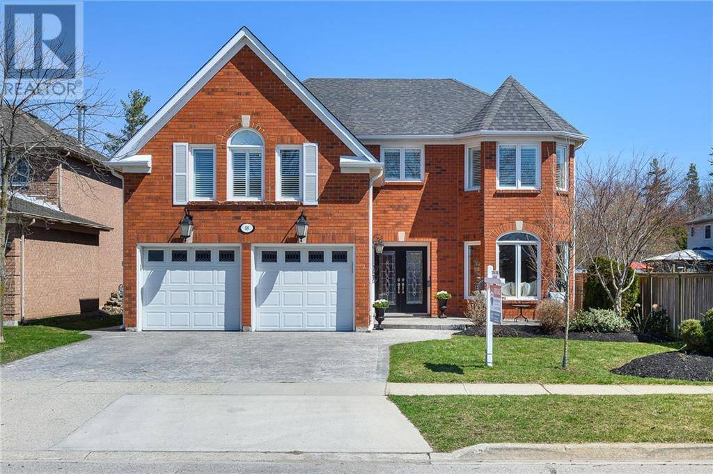 House for sale at 58 Peregrine Cres Cambridge Ontario - MLS: 30801675