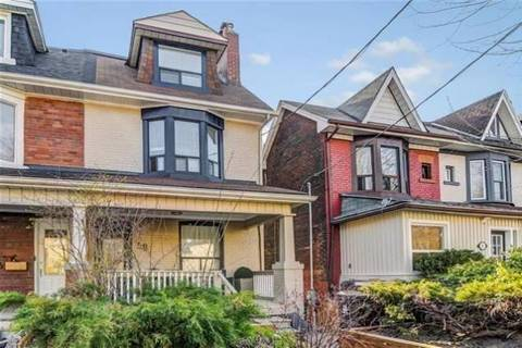 Townhouse for rent at 58 Prust Ave Toronto Ontario - MLS: E4648461
