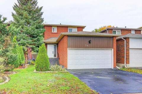 House for sale at 58 Pugsley Ave Richmond Hill Ontario - MLS: N4960174