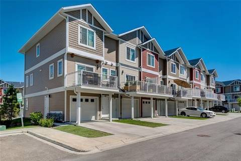 Townhouse for sale at 58 Redstone Circ Northeast Calgary Alberta - MLS: C4258067