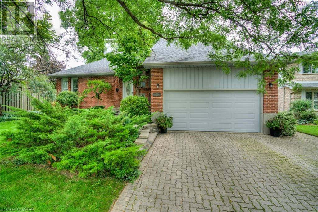House for sale at 58 Repton Ave London Ontario - MLS: 219286