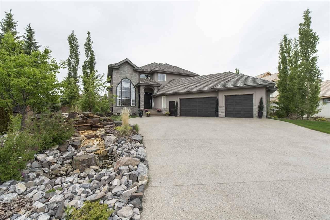 House for sale at 58 Riverstone Cs Rural Sturgeon County Alberta - MLS: E4159922