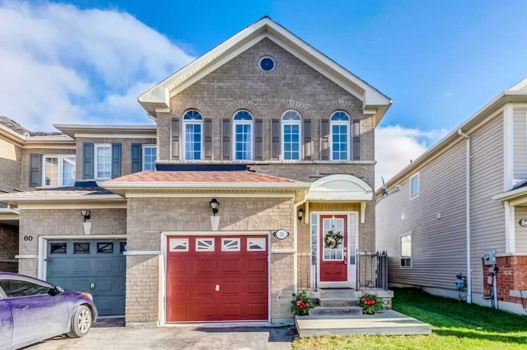 House for sale at 58 Robideau Place Whitby Ontario - MLS: E4314069