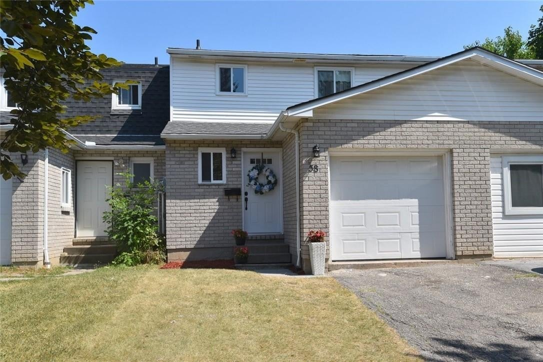 Townhouse for sale at 58 Romy Cres Thorold Ontario - MLS: H4082374