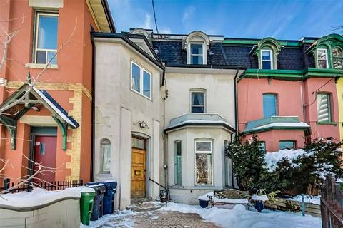 Townhouse for sale at 58 Rose Ave Toronto Ontario - MLS: C4709210