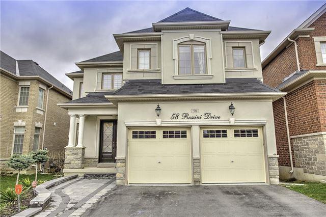 Sold: 58 Rossini Drive, Richmond Hill, ON