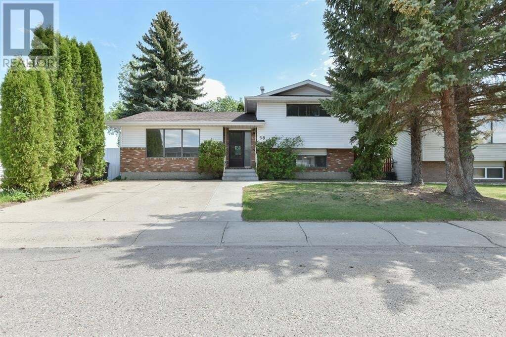 House for sale at 58 Rossland Wy Southeast Medicine Hat Alberta - MLS: A1001927