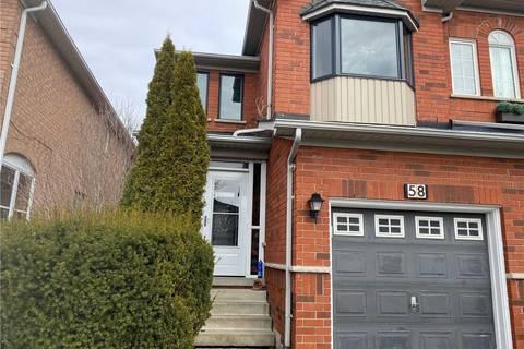 Townhouse for sale at 58 Royal Appian Cres Vaughan Ontario - MLS: N4734528