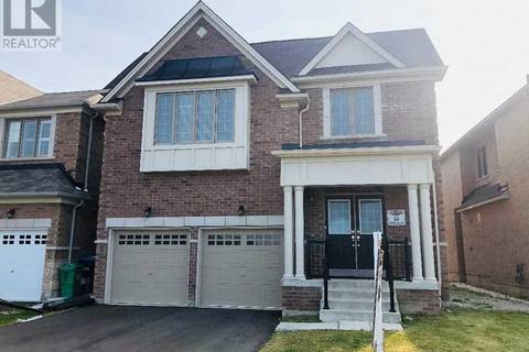 House for sale at 58 Russell Creek Dr Brampton Ontario - MLS: W4513605