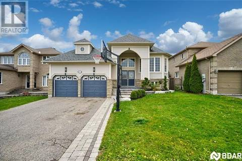House for sale at 58 Sandringham Dr Barrie Ontario - MLS: 30732004