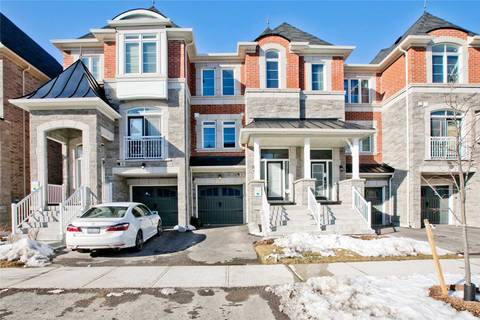 Townhouse for sale at 58 Sandwell St Vaughan Ontario - MLS: N4699198