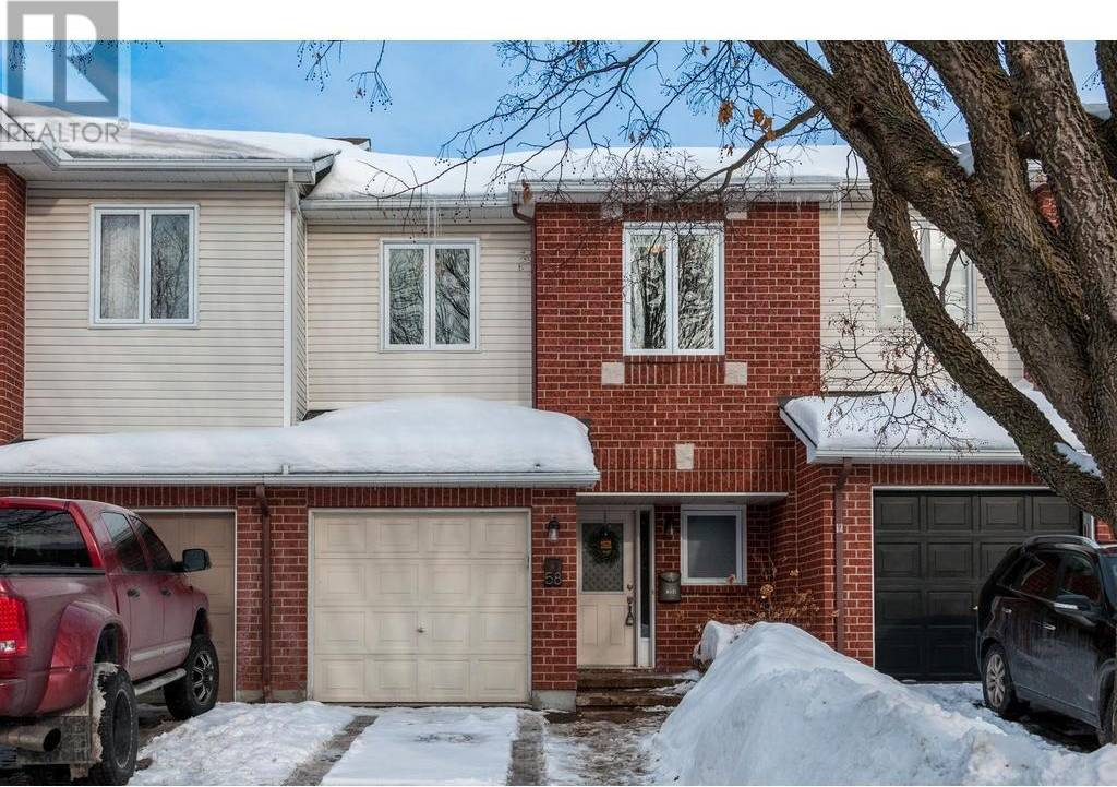 Townhouse for sale at 58 Sheppards Glen Ave Kanata Ontario - MLS: 1180047