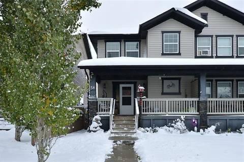 Townhouse for sale at 58 Skyview Point Li Northeast Calgary Alberta - MLS: C4271053