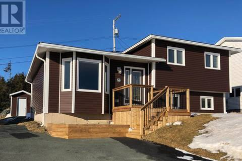 House for sale at 58 Sparrow Dr Conception Bay South Newfoundland - MLS: 1188962