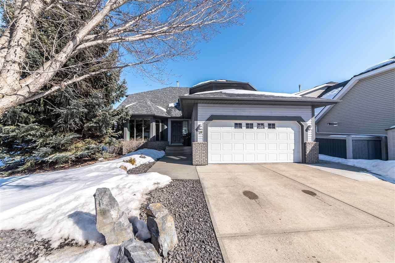 House for sale at 58 Stoneshire Manr Spruce Grove Alberta - MLS: E4192262