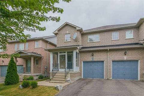 Townhouse for rent at 58 Warren Bradley St Markham Ontario - MLS: N4628811