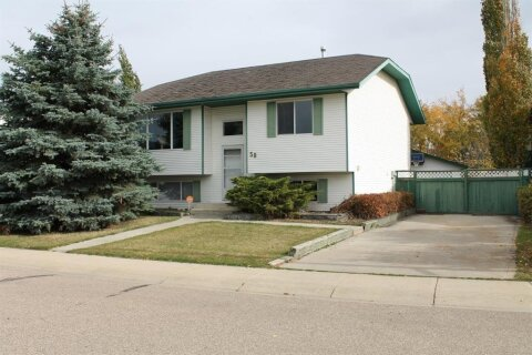 House for sale at 58 Westglen  Blvd Blackfalds Alberta - MLS: A1040116