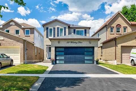 House for sale at 58 Wheeling Dr Toronto Ontario - MLS: E4840098