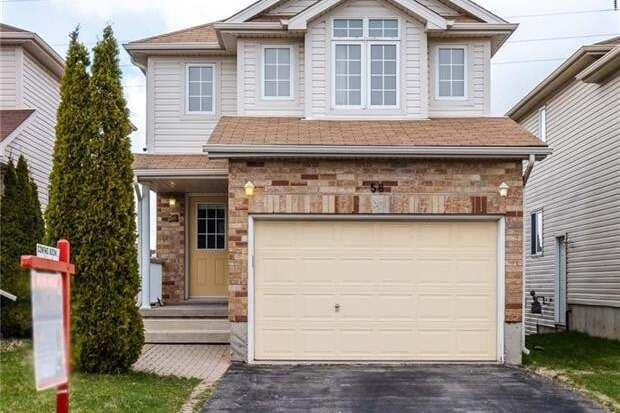 House for sale at 58 Winding Meadow Ct Kitchener Ontario - MLS: 30810354