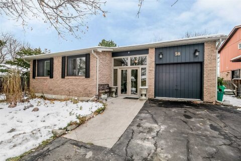 House for sale at 58 Wright Cres Caledon Ontario - MLS: W5002854