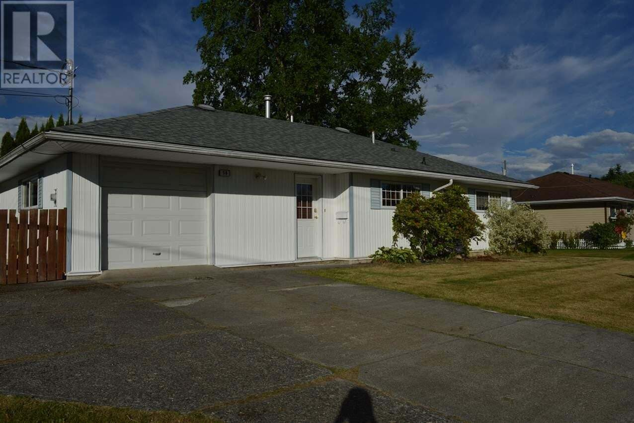 House for sale at 58 Yukon St Kitimat British Columbia - MLS: R2455482