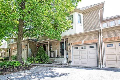 Townhouse for sale at 58 Zachary Pl Whitby Ontario - MLS: E4481291