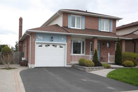 House for sale at 580 Crimson Cres Oshawa Ontario - MLS: E4451976