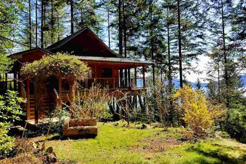 House for sale at 580 Dulcie Rd Gambier Island British Columbia - MLS: R2330292