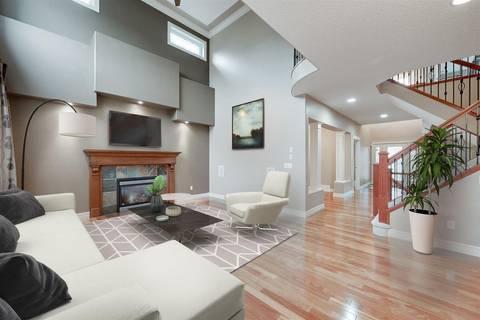 House for sale at 580 Hodgson Rd Nw Edmonton Alberta - MLS: E4154265