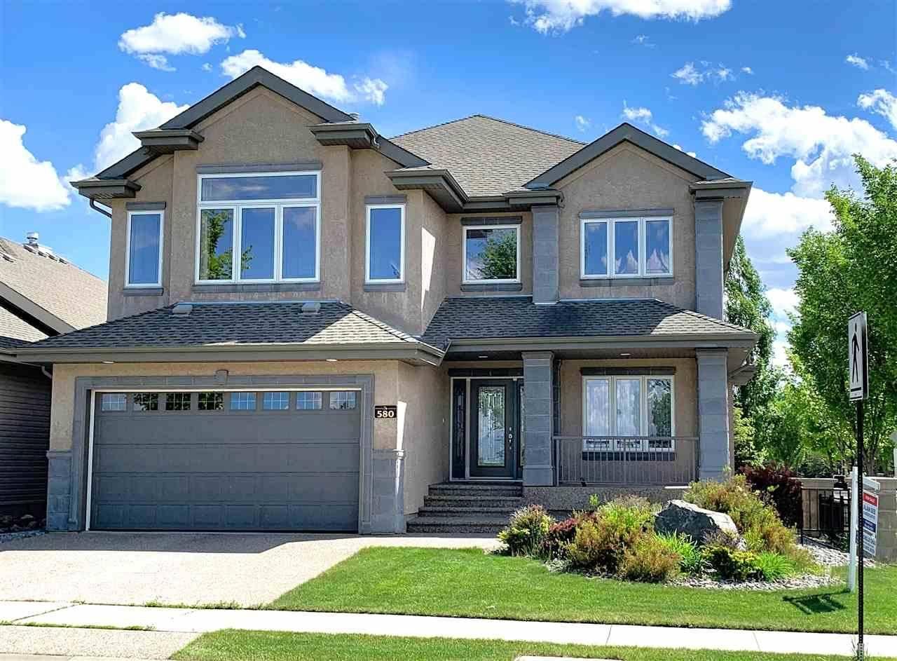 House for sale at 580 Hodgson Rd Nw Edmonton Alberta - MLS: E4173009