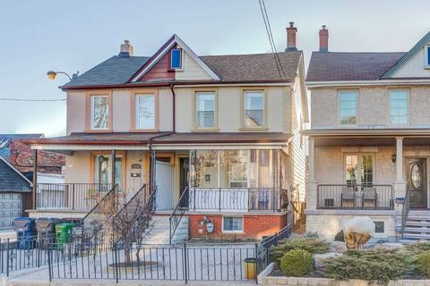 Townhouse for sale at 580 St Clarens Ave Toronto Ontario - MLS: W4393499