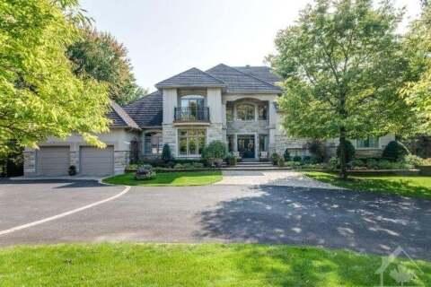 House for sale at 5800 Queenscourt Cres Manotick Ontario - MLS: 1215209