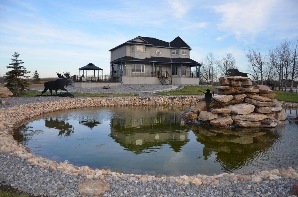 House for sale at 58007 Rr  Rural Barrhead County Alberta - MLS: E4172235