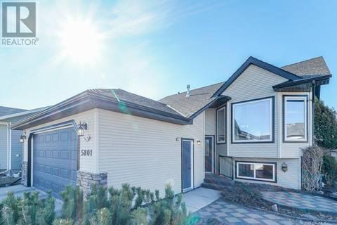 House for sale at 5801 Park St Blackfalds Alberta - MLS: ca0162601