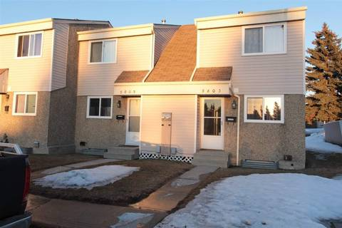 Townhouse for sale at 5803 Riverbend Rd Nw Edmonton Alberta - MLS: E4148541