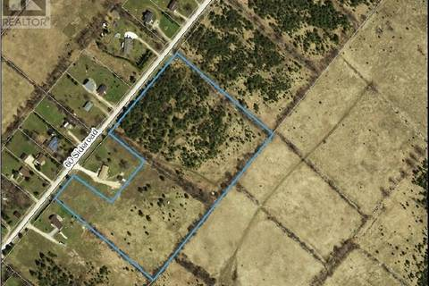 Residential property for sale at 580364 Sideroad 60 Sideroad Chatsworth (twp) Ontario - MLS: 166122