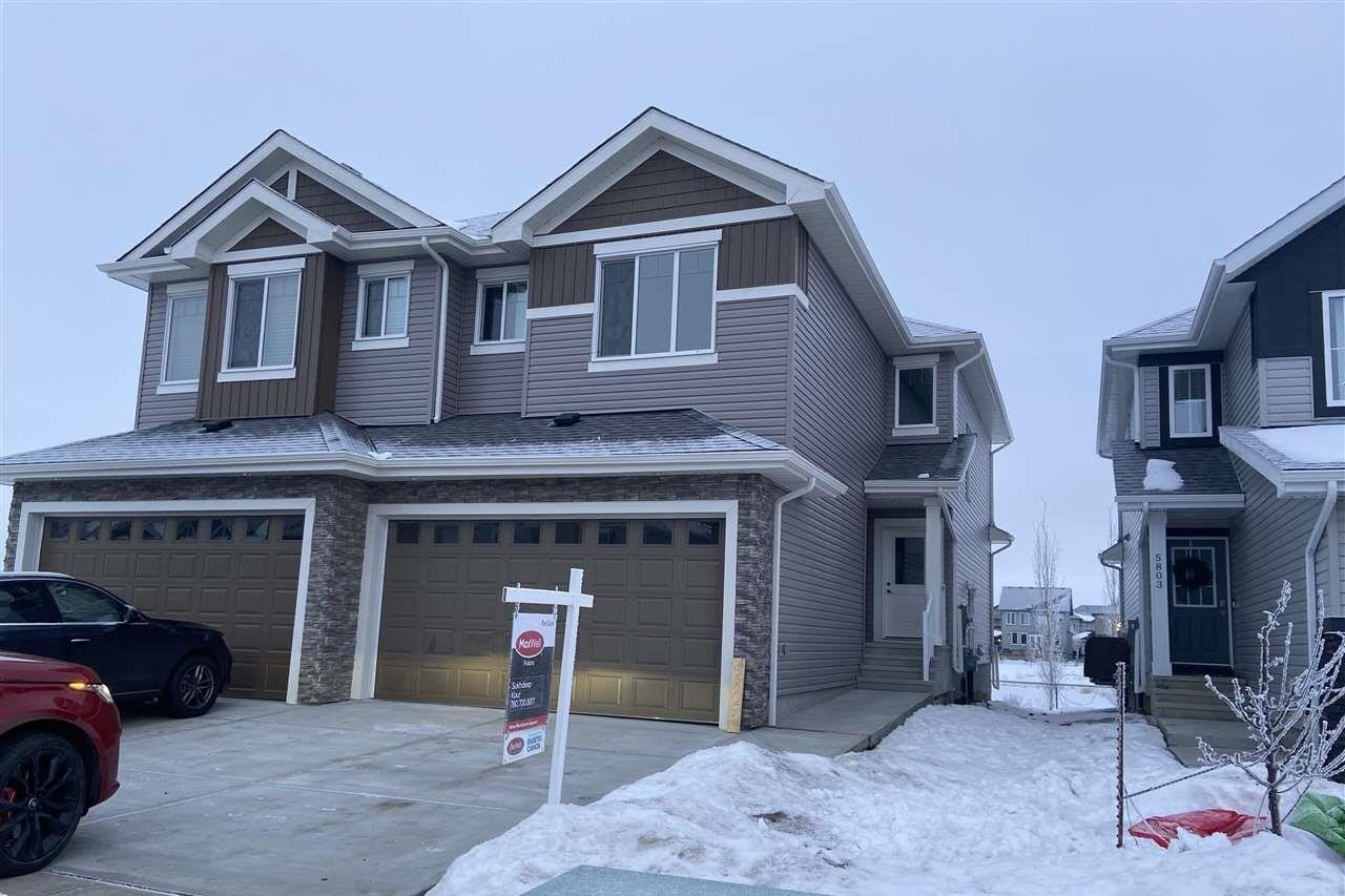 Townhouse for sale at 5805 65 St Beaumont Alberta - MLS: E4221122