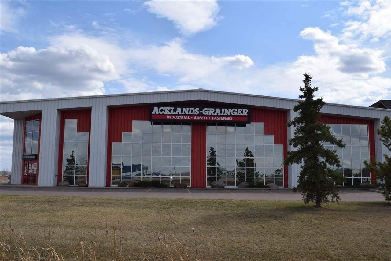 Commercial property for sale at 5806 50th Av Bonnyville Town Alberta - MLS: E4099563
