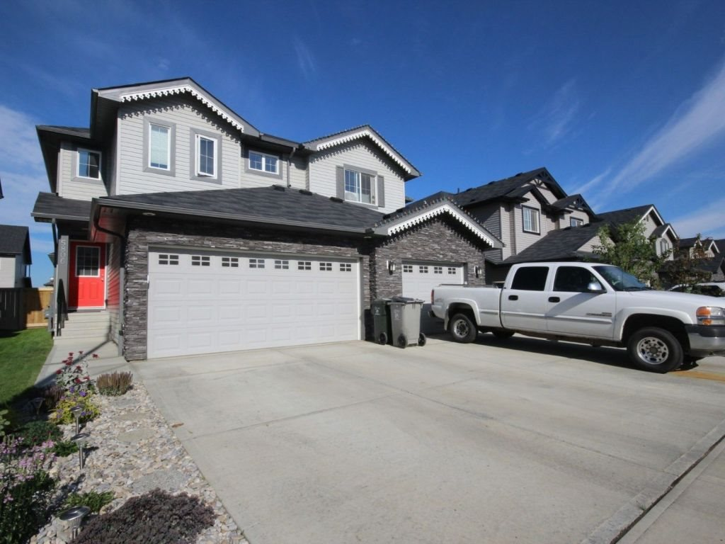 For Sale: 5806 63 Street, Beaumont, AB | 3 Bed, 2 Bath House for $379,700. See 12 photos!