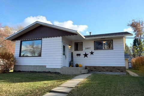 House for sale at 5807 47 Ave Camrose Alberta - MLS: A1042398