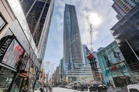 Condo for sale at 1 Bloor St Unit 5809 Toronto Ontario - MLS: C4509918