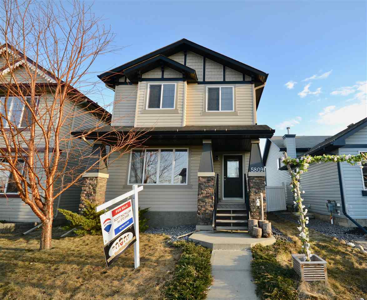 For Sale: 5809 Sutter Place, Edmonton, AB | 4 Bed, 3 Bath House for $394,702. See 27 photos!