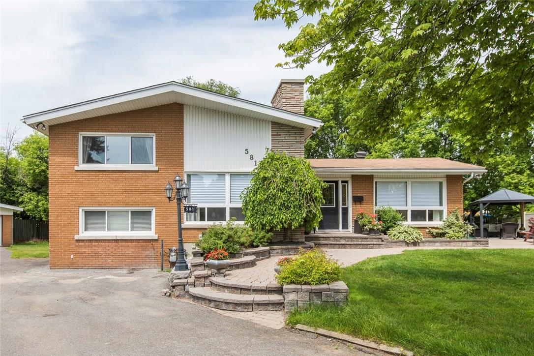 Removed: 581 Alesther Street, Ottawa, ON - Removed on 2019-07-03 18:39:02