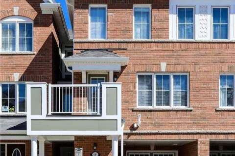 Townhouse for sale at 581 Allport Gt Milton Ontario - MLS: W4861066