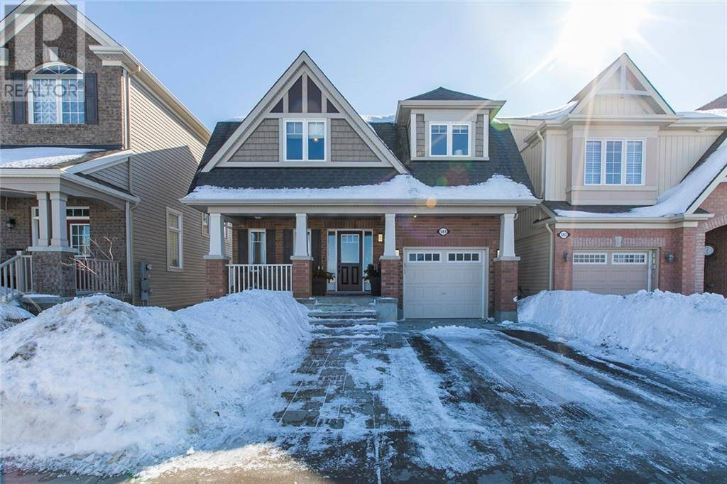 House for sale at 581 Dundonald Dr Ottawa Ontario - MLS: 1183293