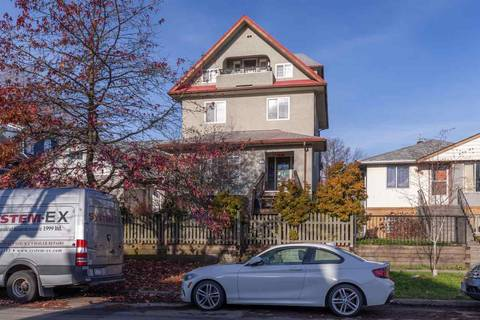House for sale at 581 48th Ave E Vancouver British Columbia - MLS: R2402214