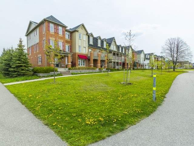 For Sale: 581 Gervais Terrace, Milton, ON   3 Bed, 3 Bath Townhouse for $660,000. See 20 photos!