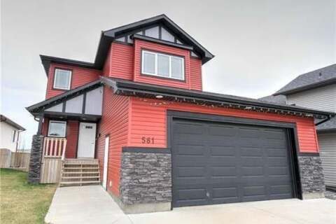 House for sale at 581 Red Cedar Pl Springbrook Alberta - MLS: CA0190605